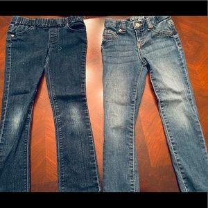 🌸 Girls Jeans Bundle 🌸